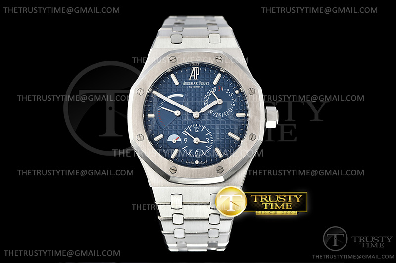 Копии часов Audemars Piguet Royal Oak Power Reserve/Duo Time Ref.26120