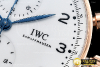 "Копии часов IWC Portuguese Chronograph ""150 Years"""